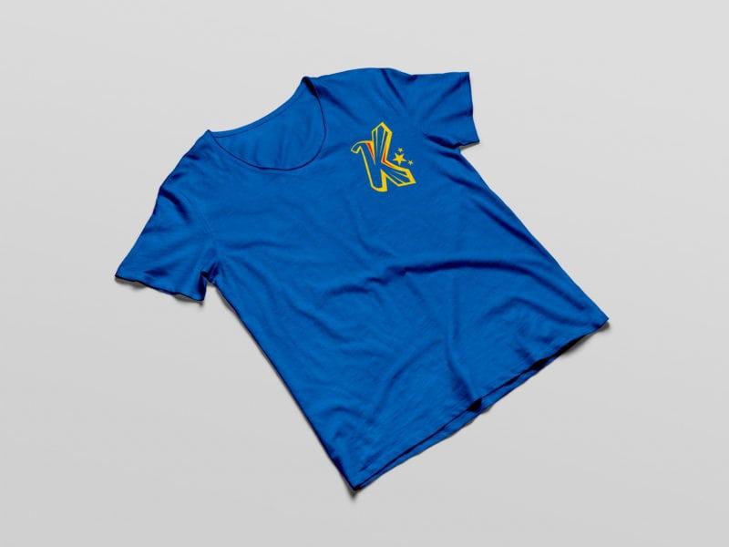 Kanto - Shirt design