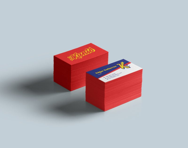 Kanto - business card