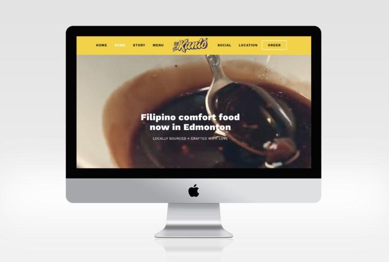 Kanto website