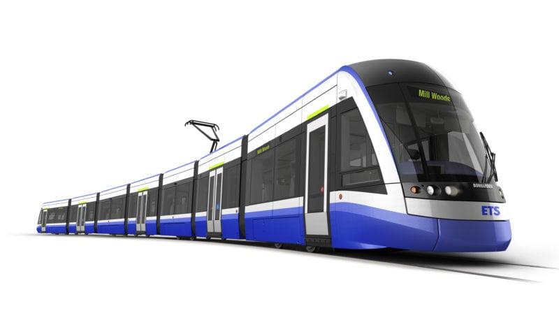 Edmonton LRV concept image