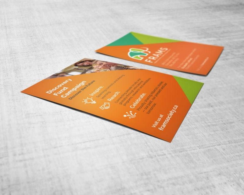 FRAMS- Friends of Royal Alberta Museum Society - postcard