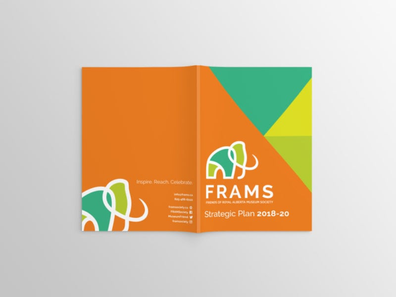 FRAMS- Friends of Royal Alberta Museum Society - strategic plan