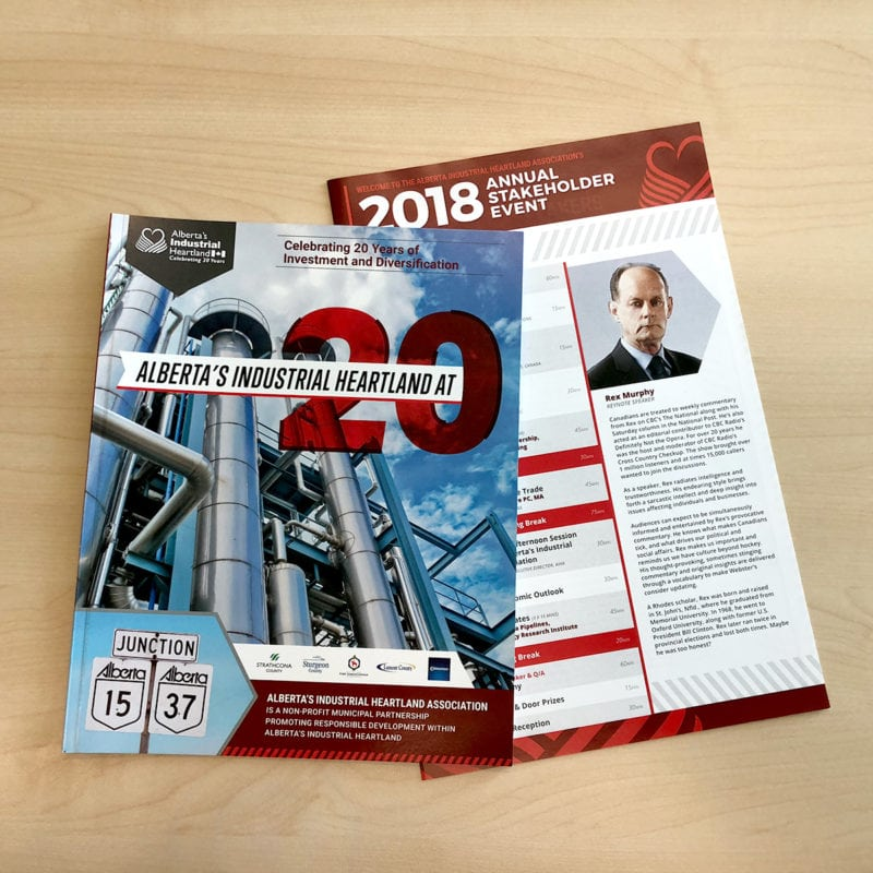 AIHA Alberta industrial Heartland conference magazine