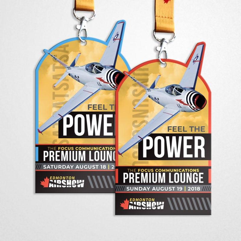 Edmonton Airshow Premium Lounge Passes 2018