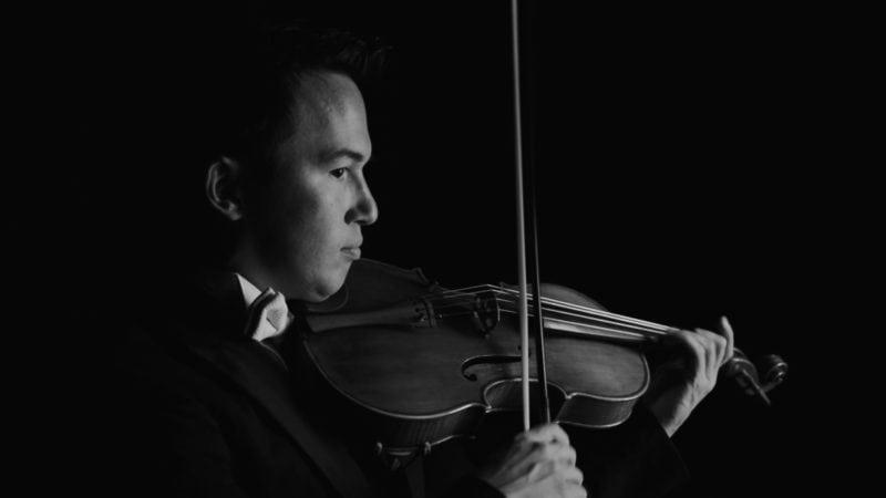 Edmonton Symphony Orchestra David Bowie violin