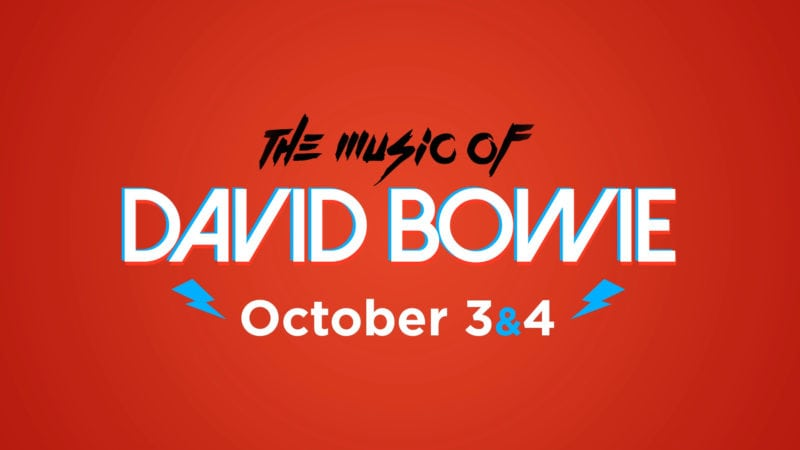Edmonton Symphony Orchestra David Bowie