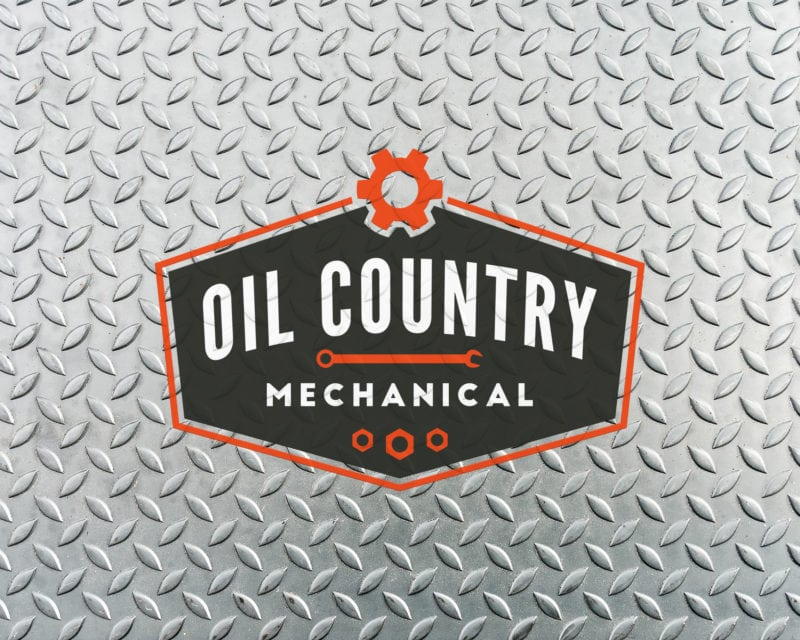 Oil Country Mechanical Logo