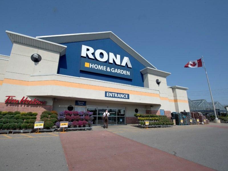 RONA Storefront