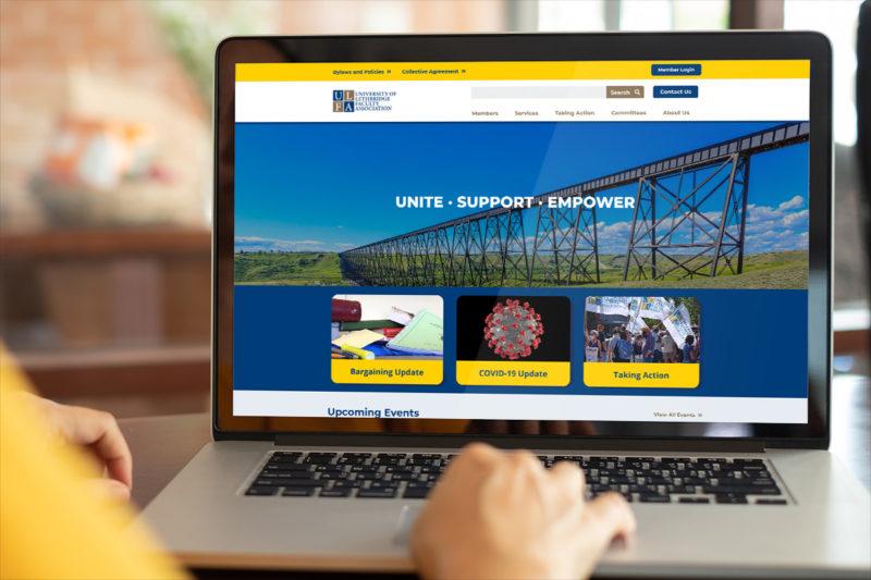 New ULFA Website